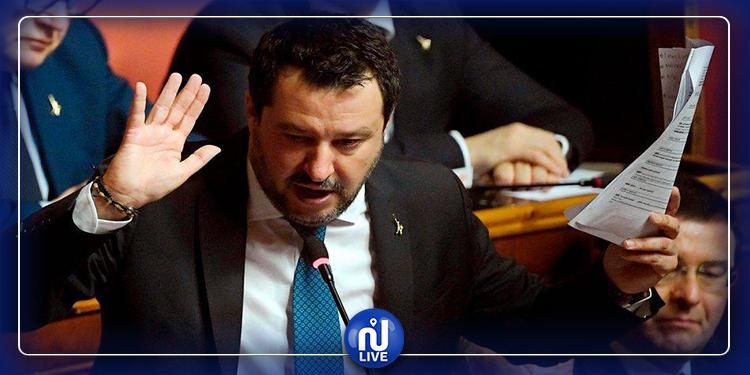 Salvini renvoyé en justice par le Sénat pour détention de migrants