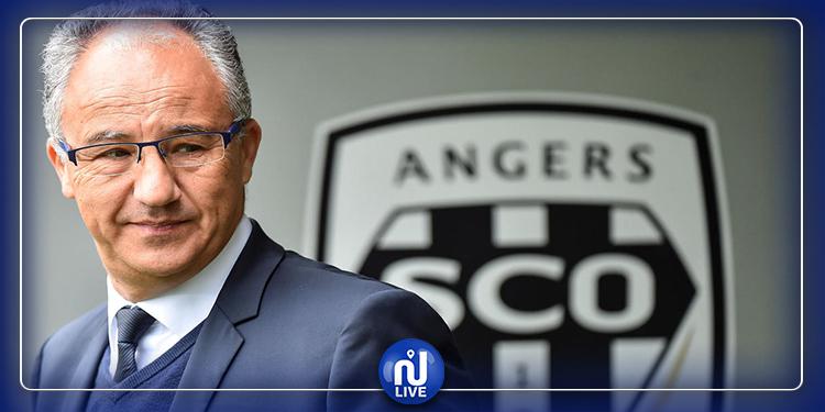 Le président du SCO d'Angers, Saïd Chabane, mis en examen !