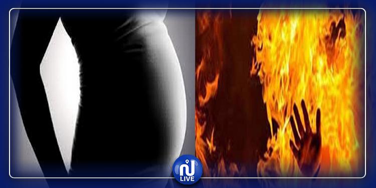 حامل تحاول الانتحار حرقا بالقيروان