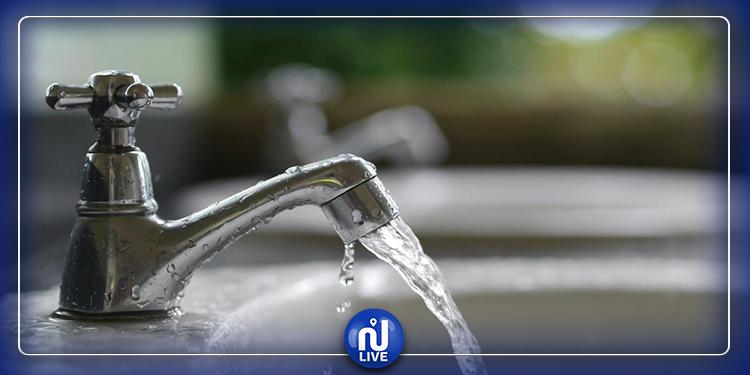Perturbations dans la distribution de l'eau dans plusieurs régions à la Manouba