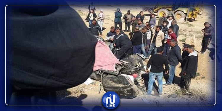 Kasserine: 5 institutrices périssent dans un tragique accident sur la RN17