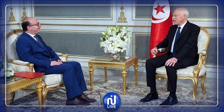 ماذا في لقاء رئيس الجمهورية بالياس الفخفاخ؟