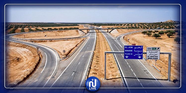 بقيمة 100 مليون دينار.. انطلاق مشروع لصيانة الطرقات السيارة