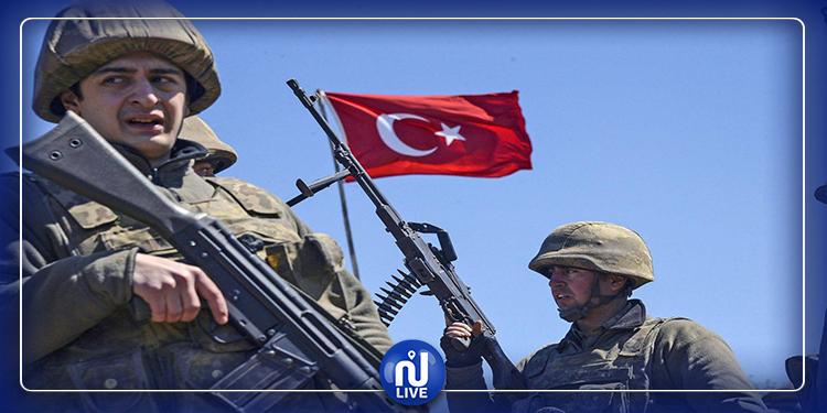 Turquie lance des frappes aériennes contre les forces syriennes