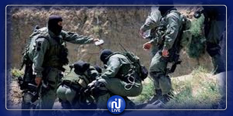 العثور على مخيم للإرهابيين بأحد المرتفعات الجبلية بالقصرين