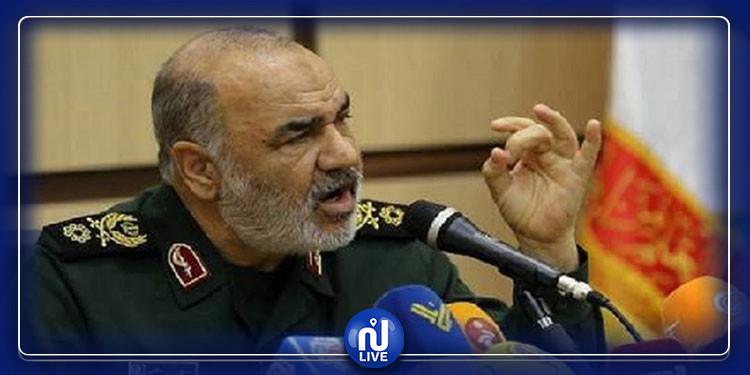 قائد الحرس الثوري الايراني: ''الظروف غير مناسبة للقضاء على اسرائيل''