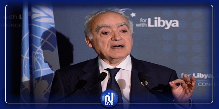 غسان سلامة يحذّر من حرب اقليمية في ليبيا