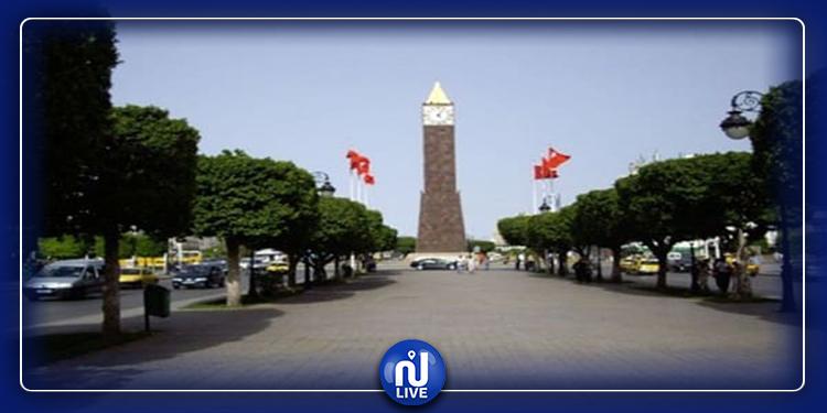 العاصمة: غلق شارع الحبيب بورقيبة إثر التفجير الإرهابي بالبحيرة