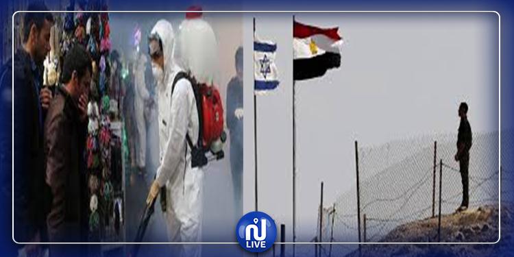 بسبب فيروس كورونا.. الكيان الصهيوني يغلق حدوده البرية مع مصر
