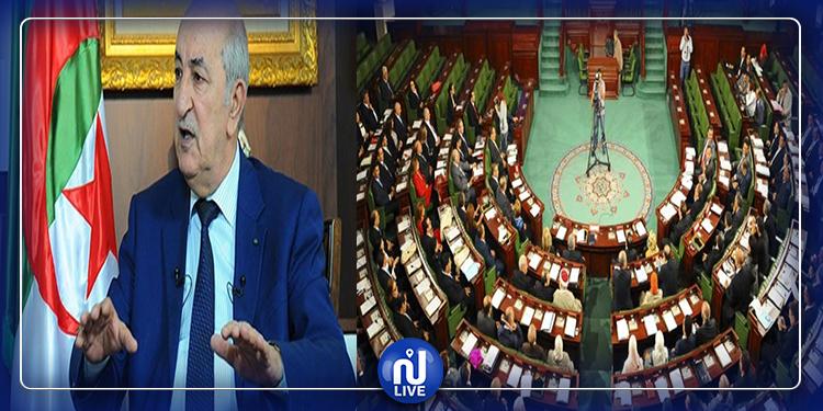 الثلاثاء القادم: جلسة عامة لاستقبال الرئيس الجزائري بمجلس النواب