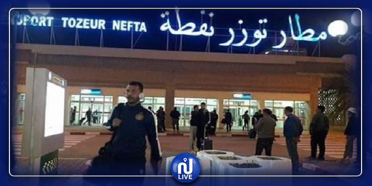 Tozeur-Covid19: Appel à la fermeture de l'aéroport