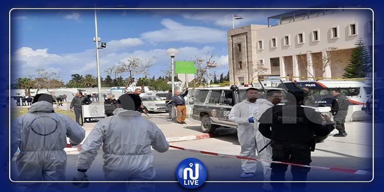 قطب مكافحة الارهاب يتعهد بقضية التفجير الارهابي بالبحيرة