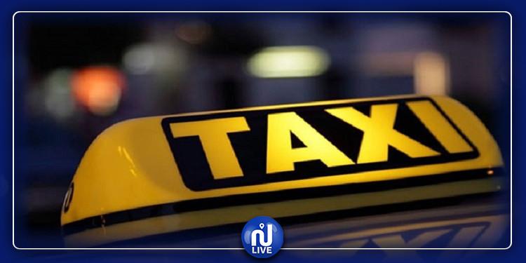 ضبط ''تاكسي'' بصدد نقل 5 أشخاص من  قفصة الى القصرين