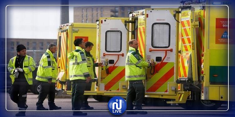 COVID-19/Royaume-Uni : 563 décès les en 24h