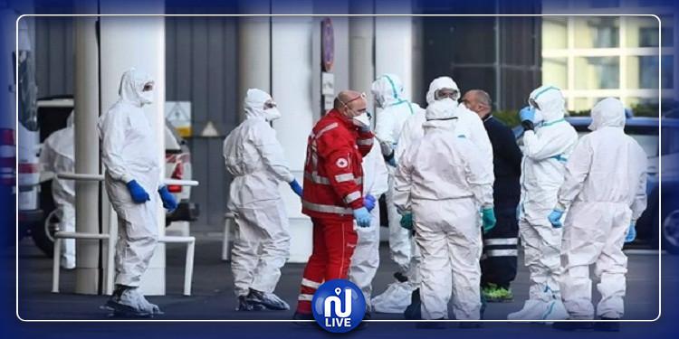 ارتفاع وفيات فرنسا بفيروس كورونا إلى 6507