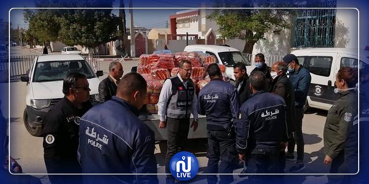 القصرين:رفع مخالفات اقتصادية بالجملة