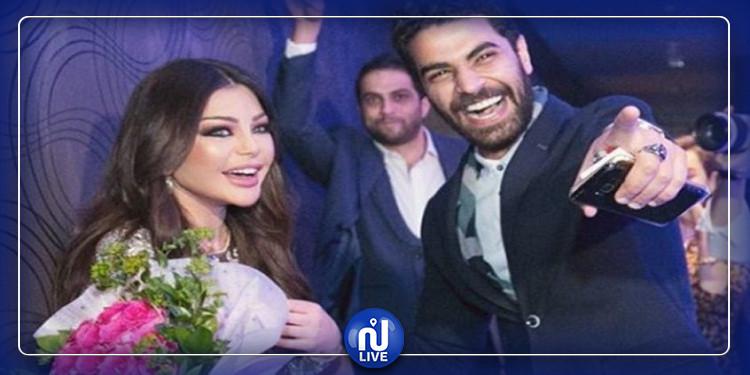 هيفاء وهبي تعلق على ادعاء ملحن مصري زواجه منها