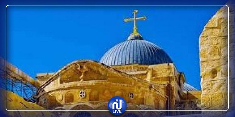 غدا: كنيسة القيامة في القدس تعيد فتح أبوابها
