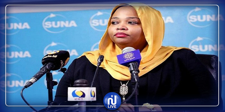 السودان:  إصابة وزيرة الشباب والرياضة بكورونا