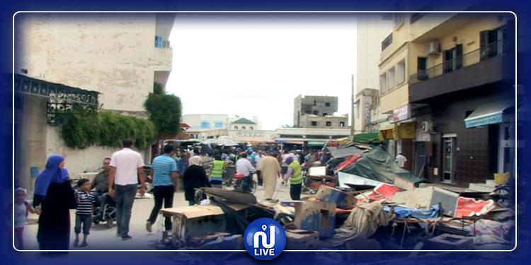 حركية تجارية نشطة بسليانة تزامنا مع السوق الأسبوعية وقبل حلول عيد الفطر