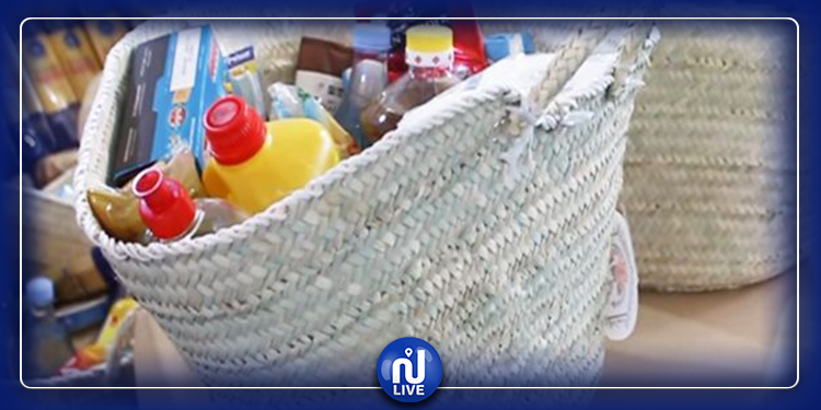 سليانة: توزيع 221 طردا غذائيا لفائدة العائلات المتضررة من جائحة كورونا