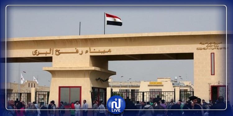 سفارة فلسطين بالقاهرة:  فتح معبر رفح في اتجاه واحد