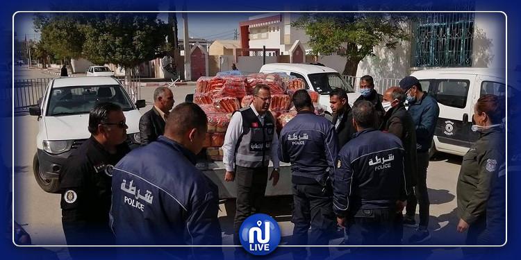 سيدي بوزيد: 319 مخالفة خلال 2100 زيارة