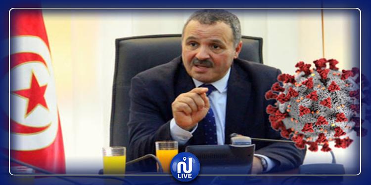 وزير الصحة: فتح الحدود يدخل تونس في معركة استرجاع ما افتكته جائحة كورونا