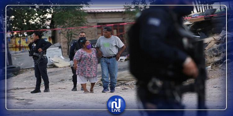 المكسيك: مصرع 10 أشخاص بالرصاص في هجوم على مركز تأهيل لمدمني المخدرات