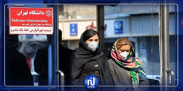 إيران:  رقم قياسي جديد في عدد الإصابات اليومية بفيروس كورونا