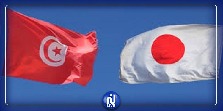محور لقاء سلمى النيفر بسفير اليابان في تونس