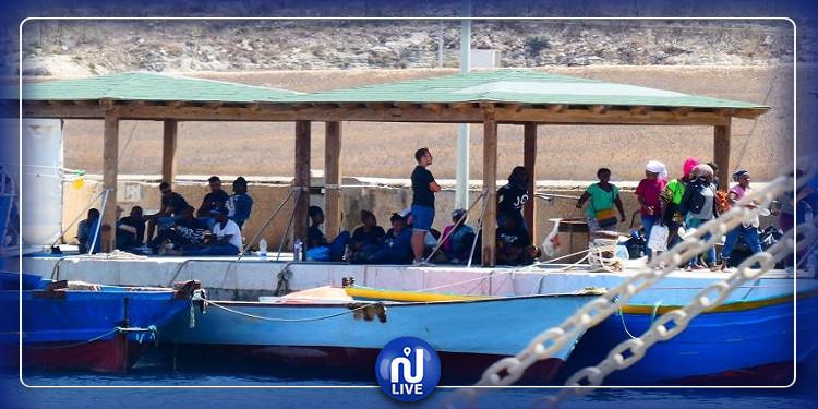 28 مهاجرا على متن سفينة حجر صحي بإيطاليا مصابون بكورونا