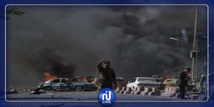 مقتل 23 مدنيا جراء هجوم صاروخي على سوق شعبية بأفغانستان