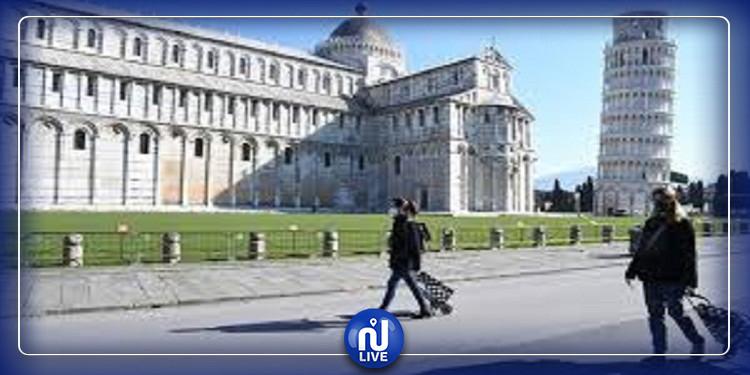 وصول أول السائحين إلى إيطاليا