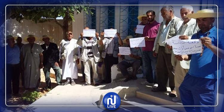 القيروان: وقفة احتجاجية تنديدا بالارتفاع المشط لفواتير استهلاك المياه