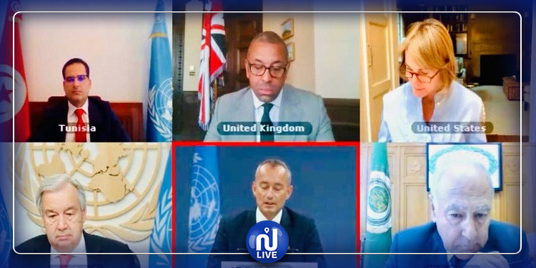وزير الخارجية يشارك في جلسة مجلس الأمن الدولي حول القضية الفلسطينية