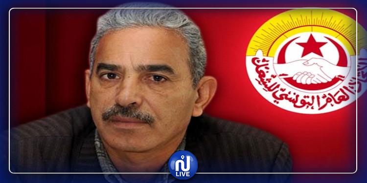 حفيظ حفيظ: اتحاد الشغل لا يصطف وراء أي محور من المحاور