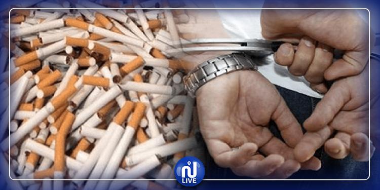 القيروان: حجز كمية من السجائر والألعاب النارية