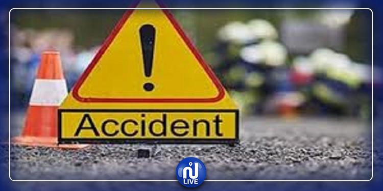 جندوبة: وفاة شاب وإصابة 3 آخرين في حادث تصادم بين دراجتين ناريتين