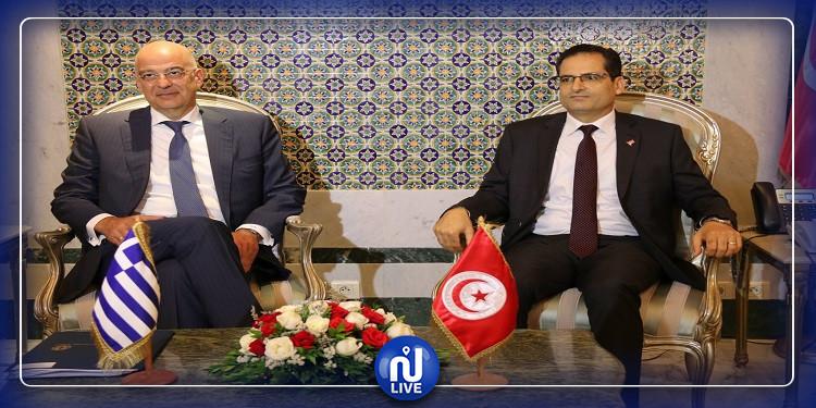 تونس واليونان..دعم الحل التوافقي في ليبيا