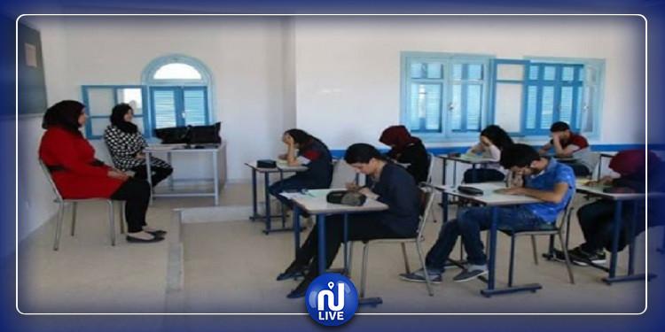 تلاميذ الباكالوريا يجرون اختبارات اليوم الثاني