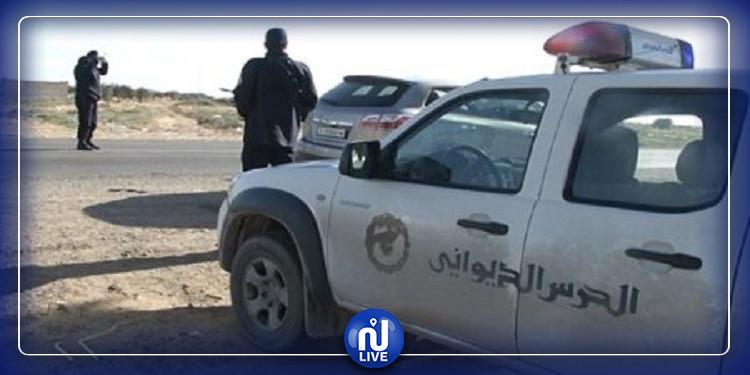 الديوانة تحجز 3 سيارات محملة بالسجائر المهربة