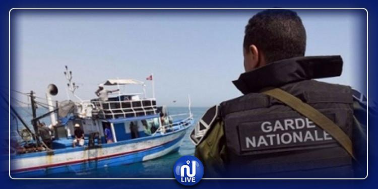 جندوبة: القبض على 4 أفارقة من أجل اجتياز الحدود البرية خلسة