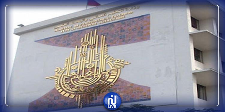 وزارة التعليم العالي تفتح باب الترشح لنيل الجائزة الوطنية للبحث العلمي والتكنولوجيا