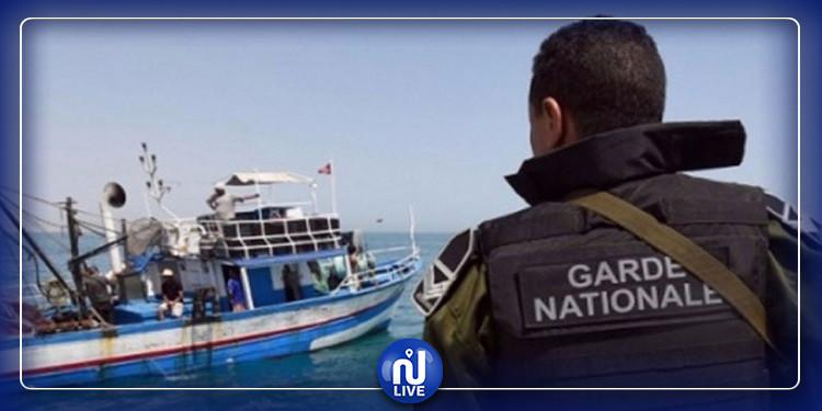جندوبة: إيقاف 4 أفارقة حاولوا التسلل خلسة الى التراب التونسي