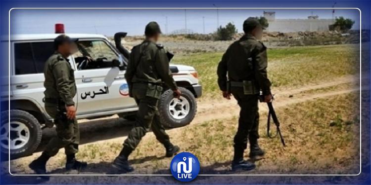 القصرين: ضبط 13 سورياً دخلوا التراب التونسي خلسة