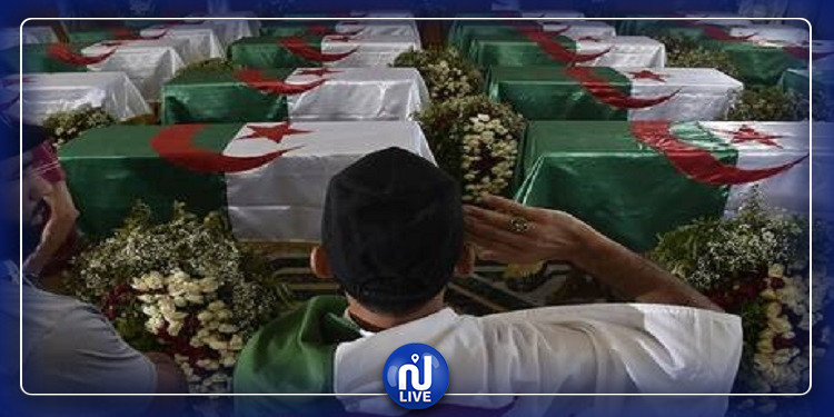 الجزائر: رفات 24 شهيدا توارى الثرى