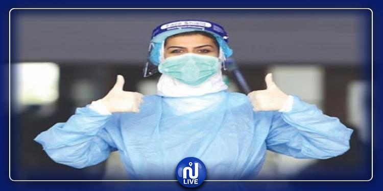 المنستير:  72.86 %  نسبة الشفاء بالمركز الوطني لحاملي الكوفيد 19