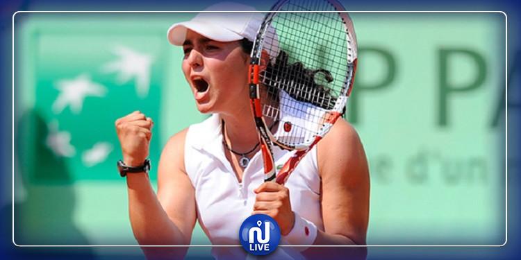 Tennis - Tournoi de Lexington : OnsJabeur éliminée en quarts de finale