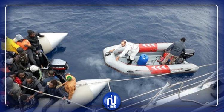 حرس السّواحل الليبي ينقذ 6588 لاجئا ومهاجرا في البحر
